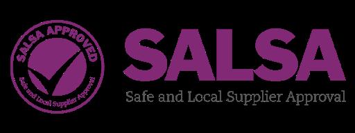 SALSA certified butcher logo